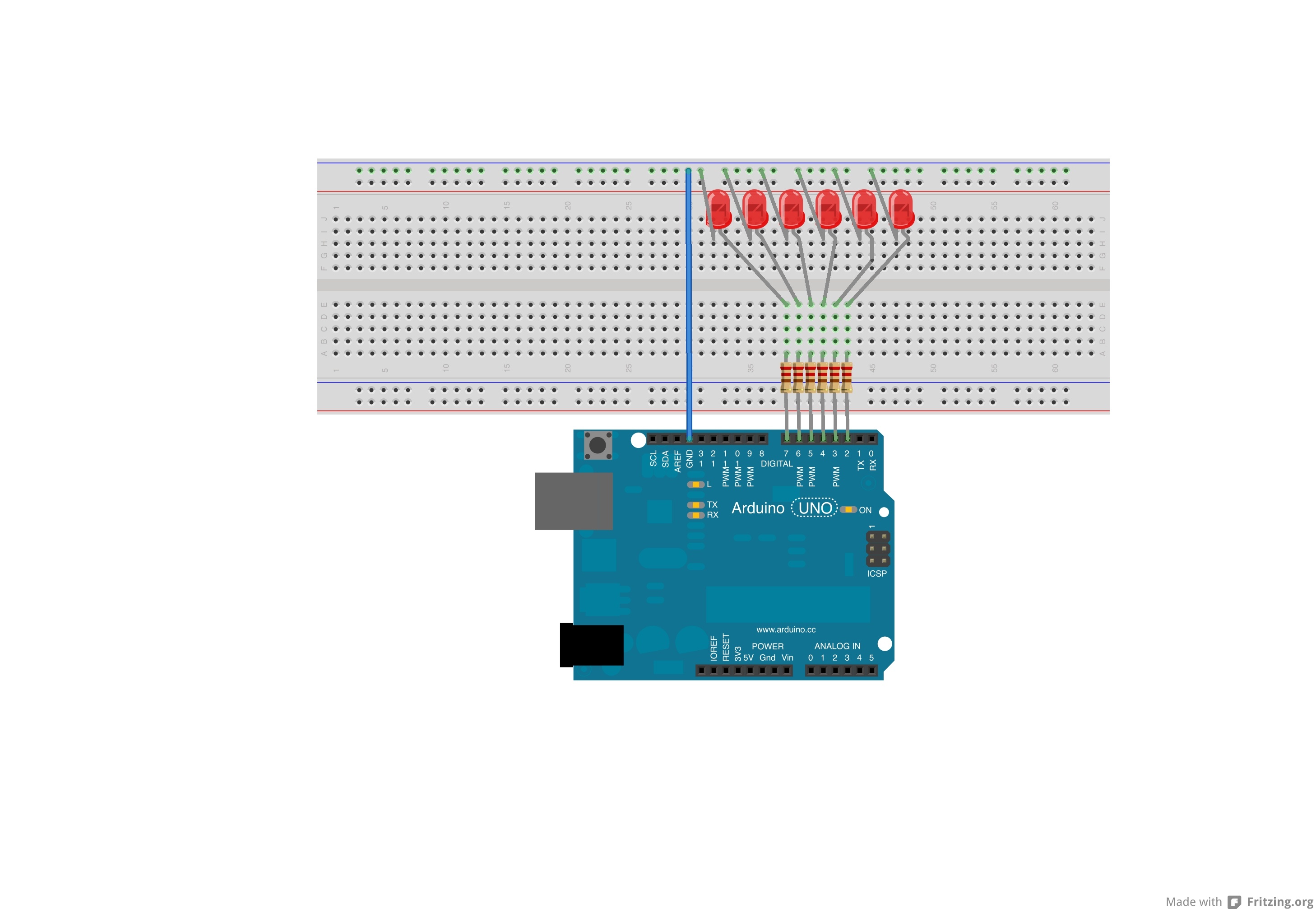 Tutorial how to use arrays with arduino open source