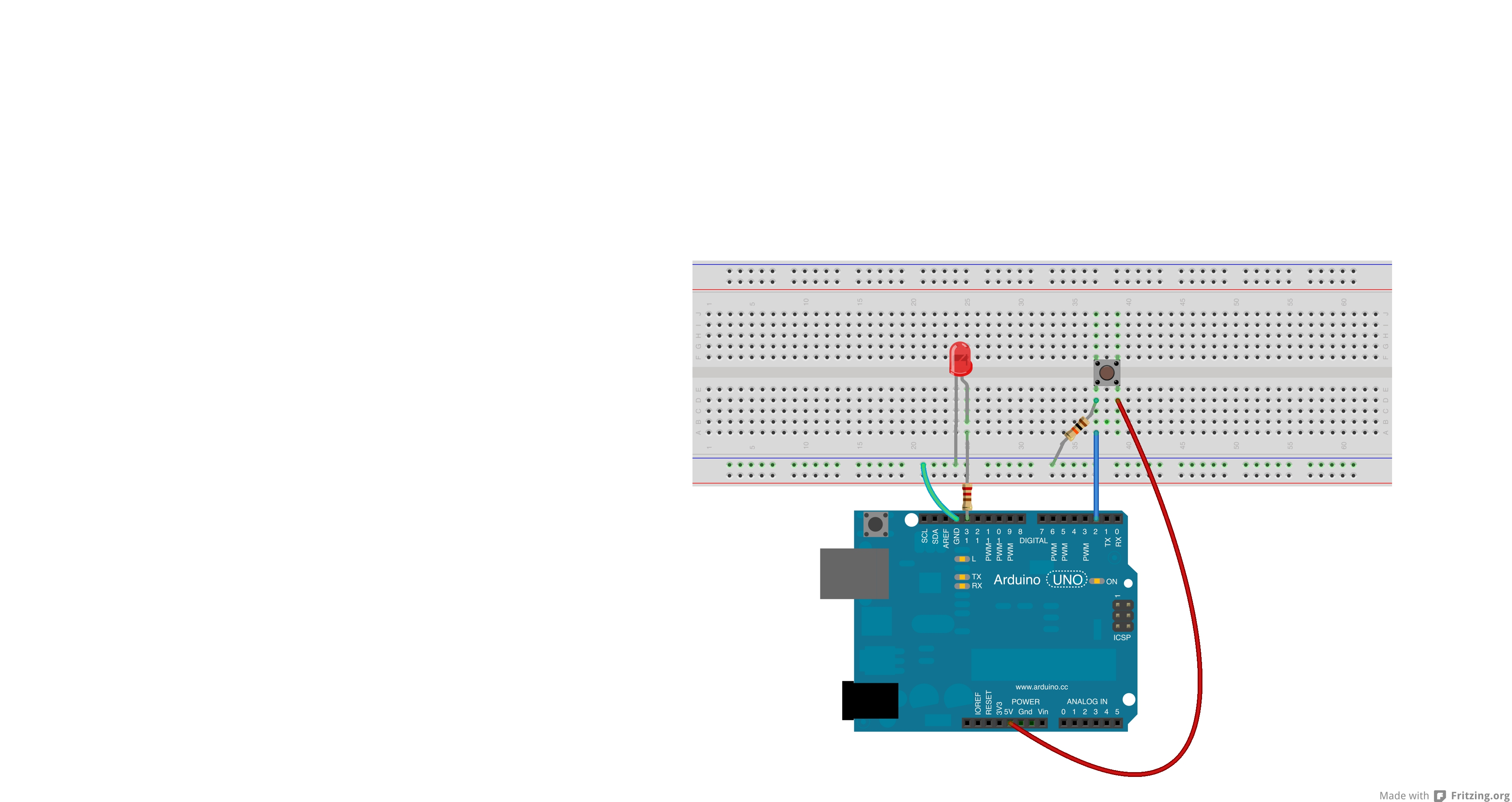 Arduino Button Debounce Circuit Best Electrical Wiring Simple Switch Debouncer Tutorial 19 Debouncing A With Old Version Contact Transistor