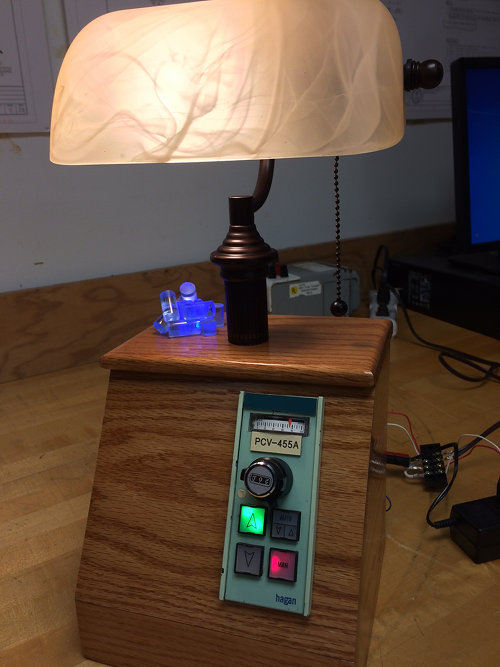 Unique Arduino Lamp :: Featured Student Project